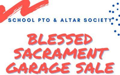 Garage Sale July 22-24